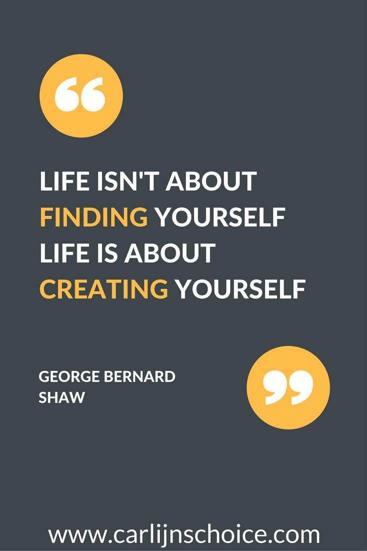 quote finding yourself take action